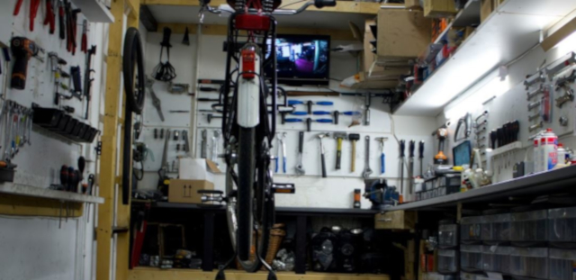 L'ATELIER : LA FIERTE DE BICYCLAND